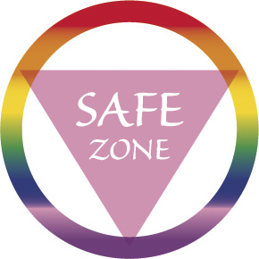Safe Zone logo from Central Oregon Community College